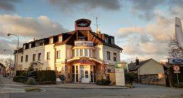Hotel Ford v Olomouci fotografie
